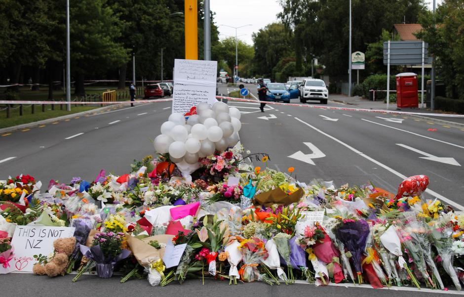 After attack on mosques in New Zealand - mourning | Autor: Peter Godfrey/DPA/PIXSELL