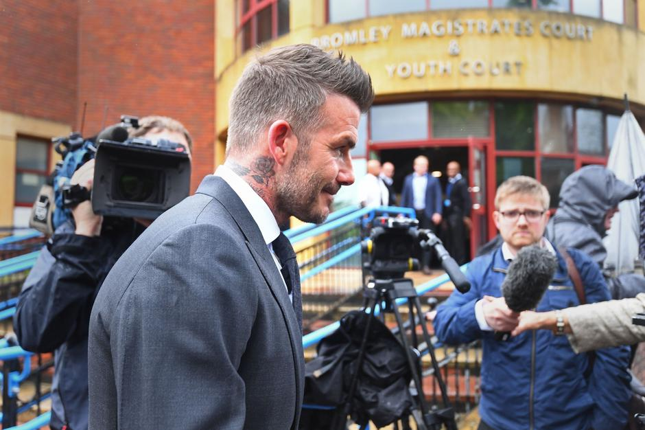 David Beckham court case | Autor: Victoria Jones/Press Association/PIXSELL