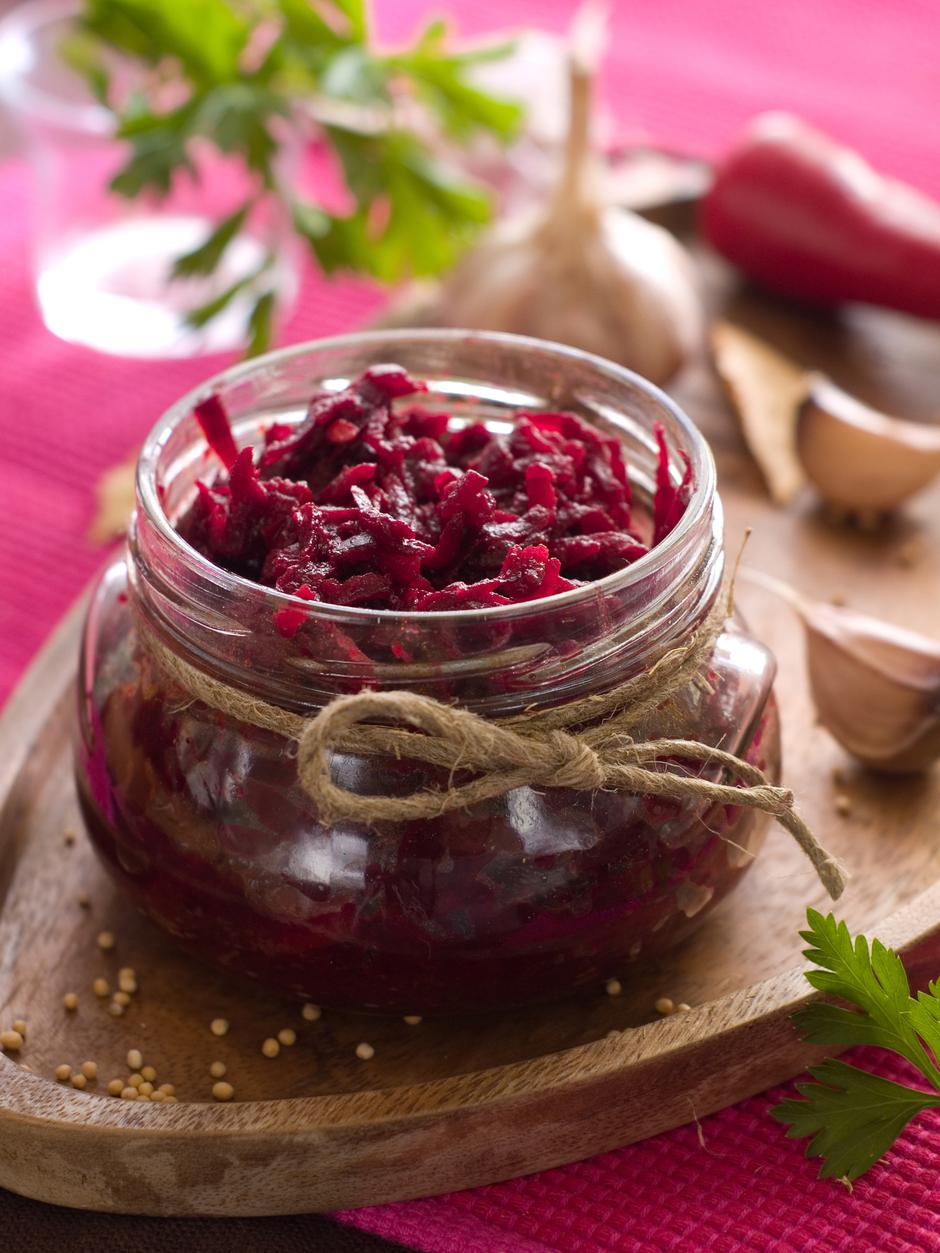 Preserved beet | Autor: