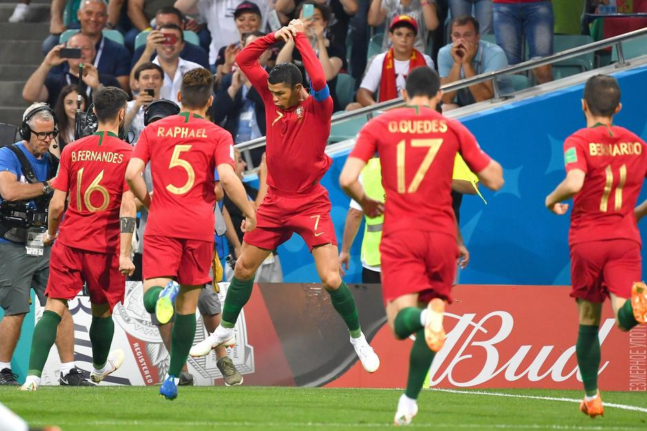 FIFA World Cup 2018 / Preliminary Round / Portugal-Spain 3-3 | Autor: Frank Hoermann/DPA/PIXSELL