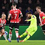 Champions League - Group Stage - Group B - PSV Eindhoven v FC Barcelona