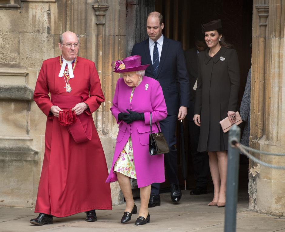 Royals attend Easter Day Service - London | Autor: Anwar Hussein/Press Association/PIXSELL