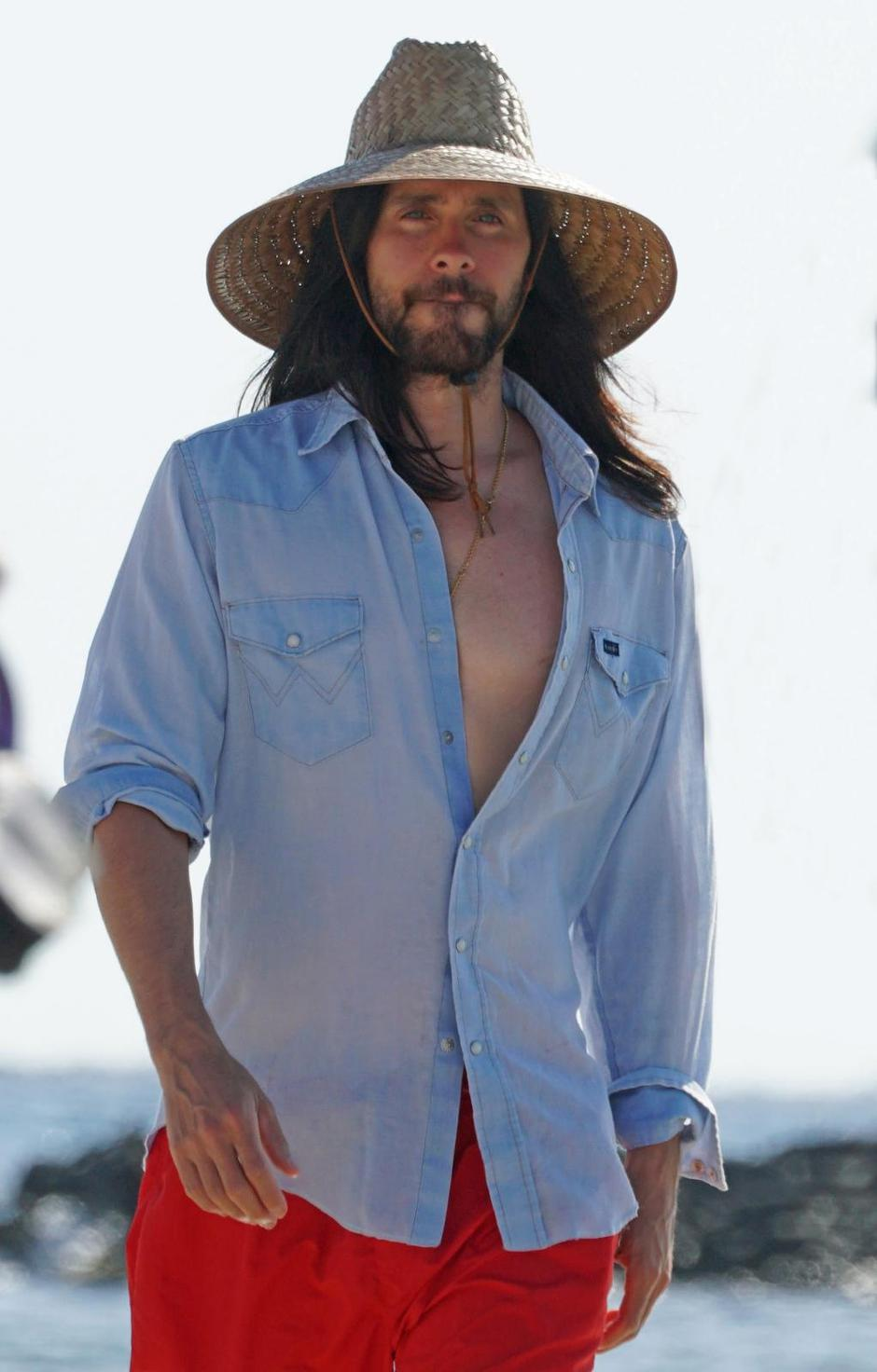 Non Exclusive: Jared Leto holidays Ibiza | Autor: gtres/Gtres/PIXSELL
