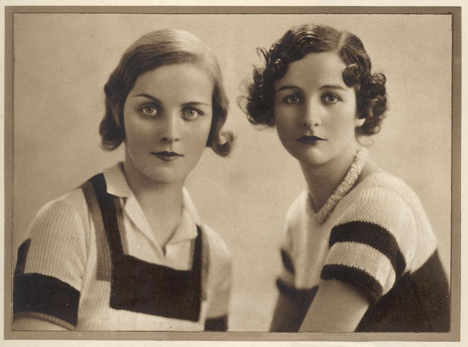 DIANA and NANCY MITFORD | Autor: Rights Managed