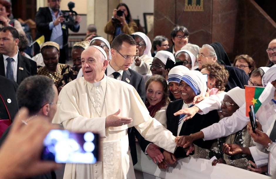 Pope Francis visits Morocco | Autor: YOUSSEF BOUDLAL/REUTERS/PIXSELL/REUTERS/PIXSELL