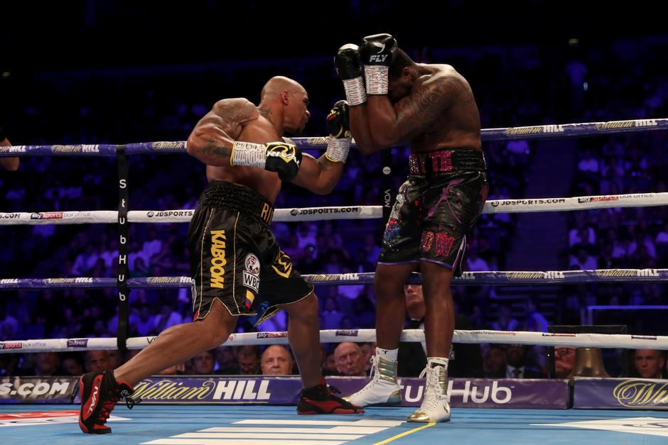 O2 Arena Boxing hli | Autor: Bradley Collyer/Press Association/PIXSELL/REUTERS