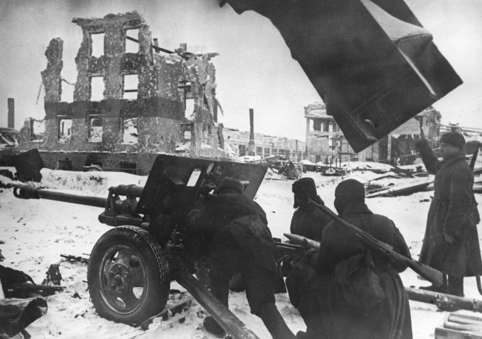 Battle of Stalingrad | Autor: Profimedia