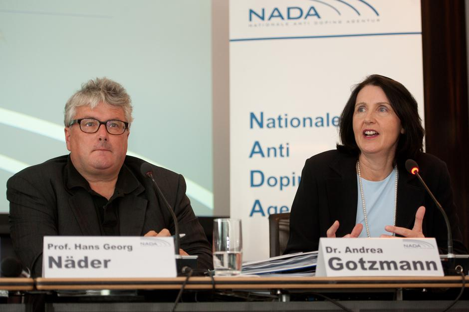 Annual press conference of National Anti-Doping Agency | Autor: Sebastian Kahnert/DPA/PIXSELL
