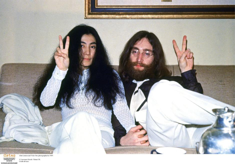 50 Years Since Lennon and Ono First Met | Autor: Profimedia