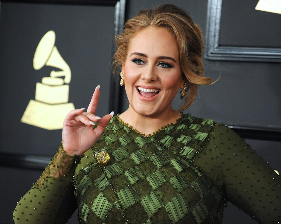 59th Annual Grammy Awards - Arrivals - Los Angeles | Autor: Chase Rollins/Press Association/PIXSELL