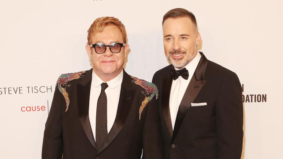 15th Annual Elton John AIDS Foundation An Enduring Vision Benefit - Arrivals | Autor: DS7/WENN/PIXSELL/WENN/PIXSELL.
