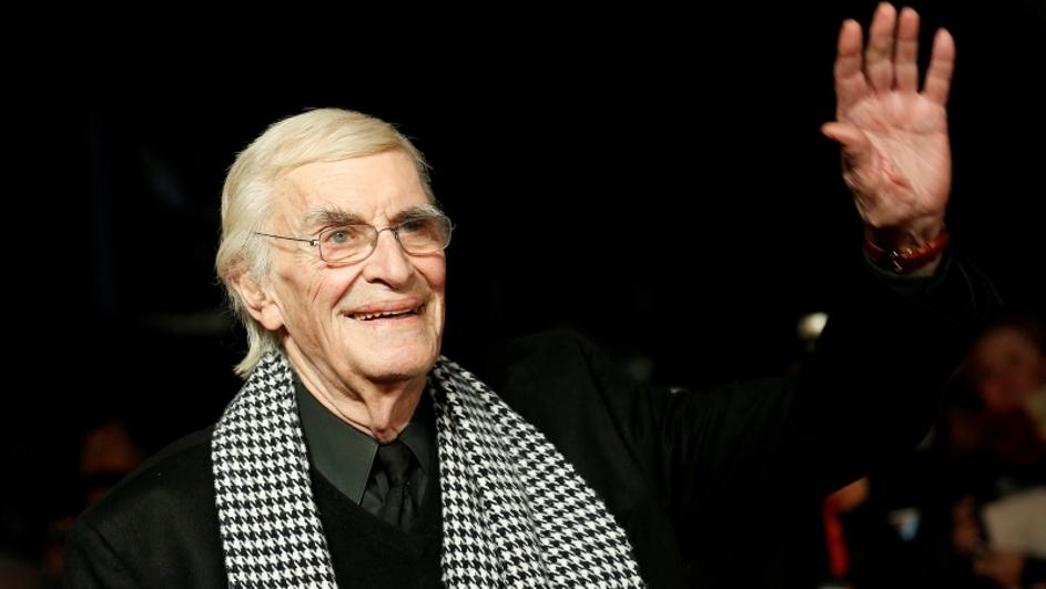 "FILE PHOTO -  Actor Martin Landau arrives for the European premiere of the film ""Frankenweenie"" at the Odeon Leicester Square in central London"