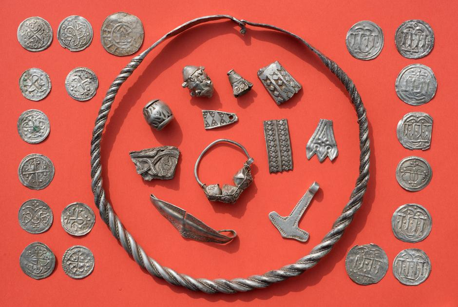 Silver treasures discovered on island of Ruegen | Autor: Stefan Sauer/DPA/PIXSELL