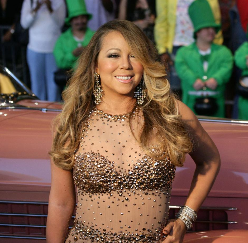 Mariah Carey Arrives At Caesars Palace Hotel & Casino To Start Her Musical Residency | Autor: JPA/Press Association/PIXSELL