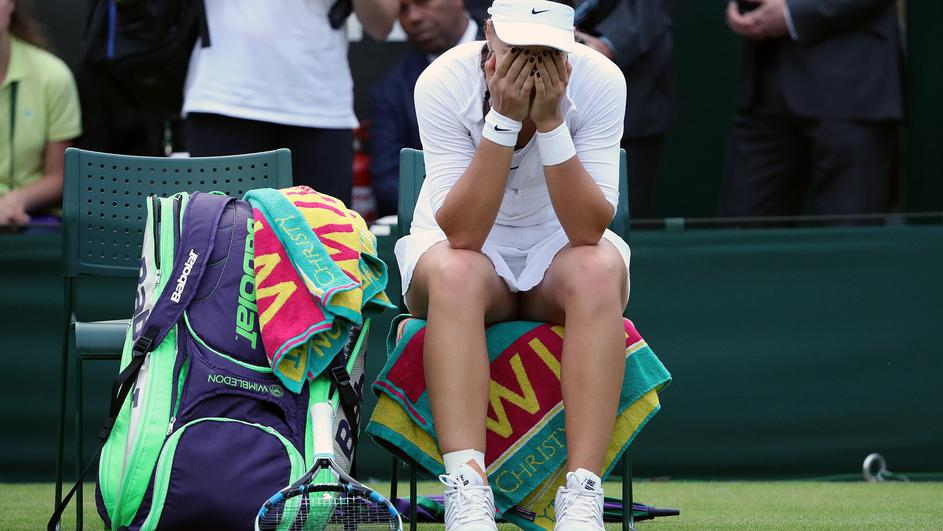 Wimbledon 2016 - Day Four - The All England Lawn Tennis and Croquet Club