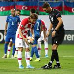 Euro 2020 Qualifier - Group E - Azerbaijan v Croatia