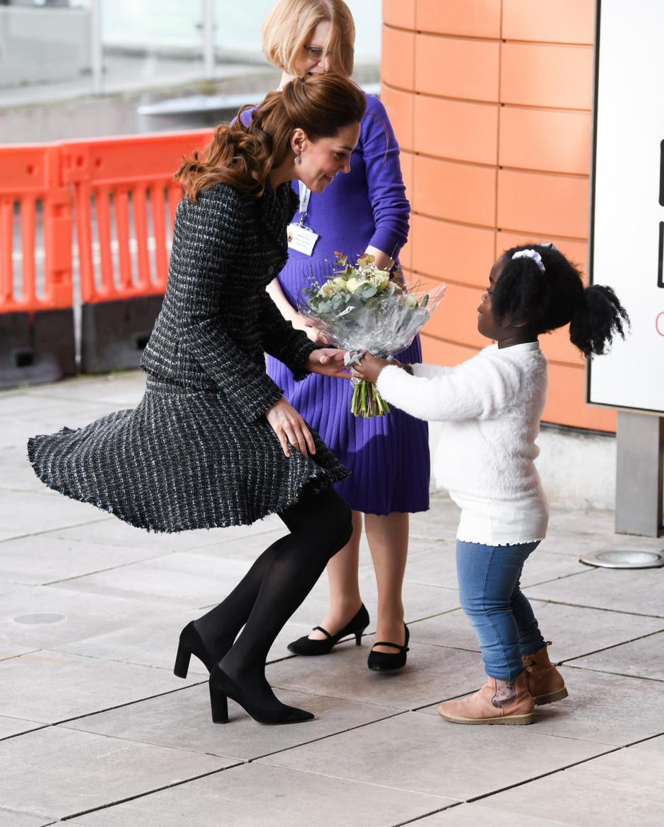 Royal visit to Evelina London Children's Hospital | Autor: Doug Peters/Press Association/PIXSELL