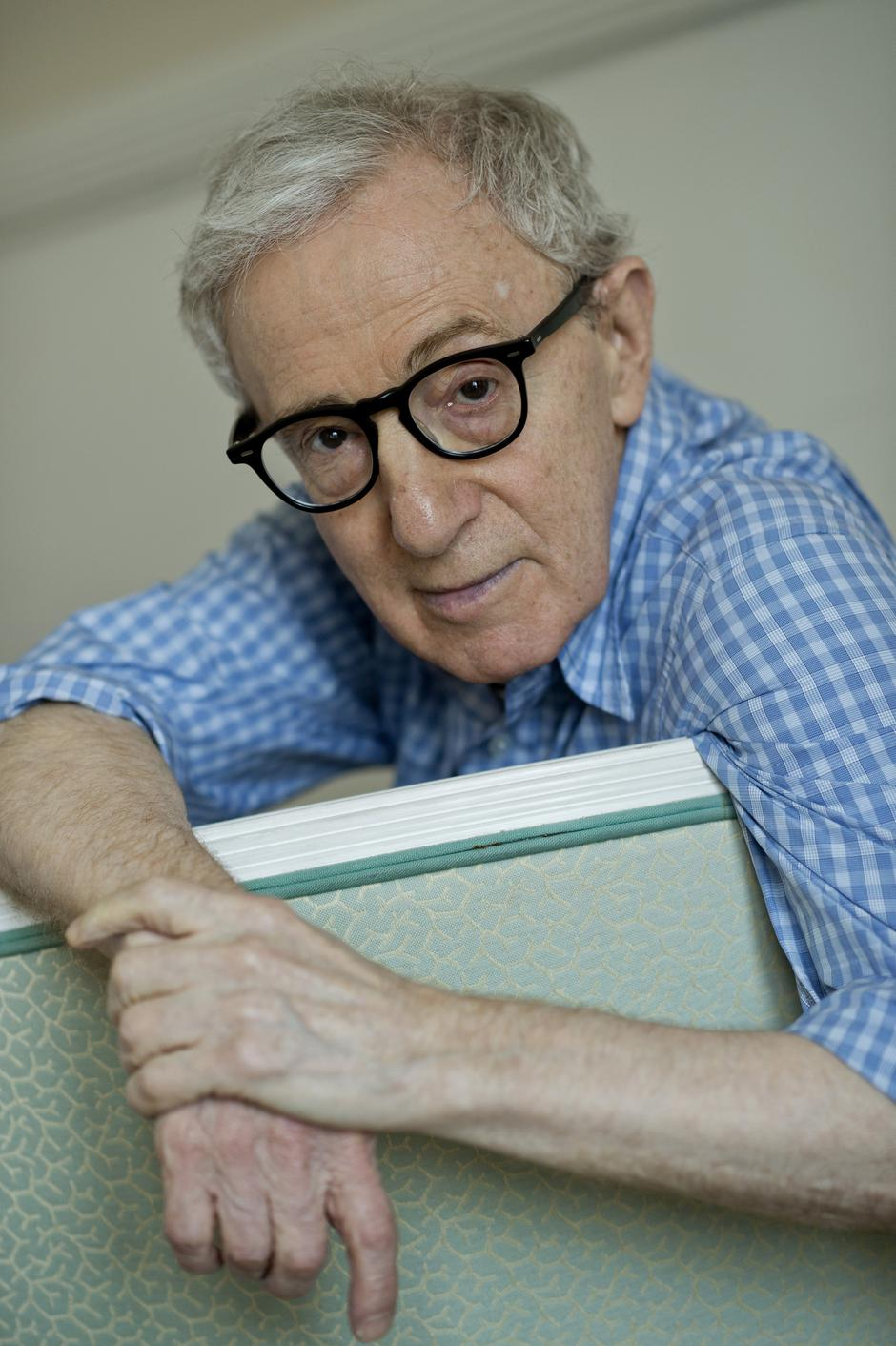 Exclusive - Cannes - Woody Allen Photo Session | Autor: Briquet-Hahn/ABACA/PIXSELL