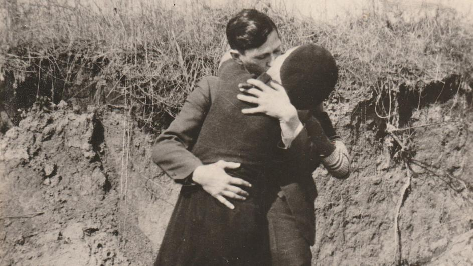 UNSEEN END OF BONNIE AND CLYDE