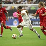 Soccer: International Champions Cup-FC Bayern Munich at Real Madrid