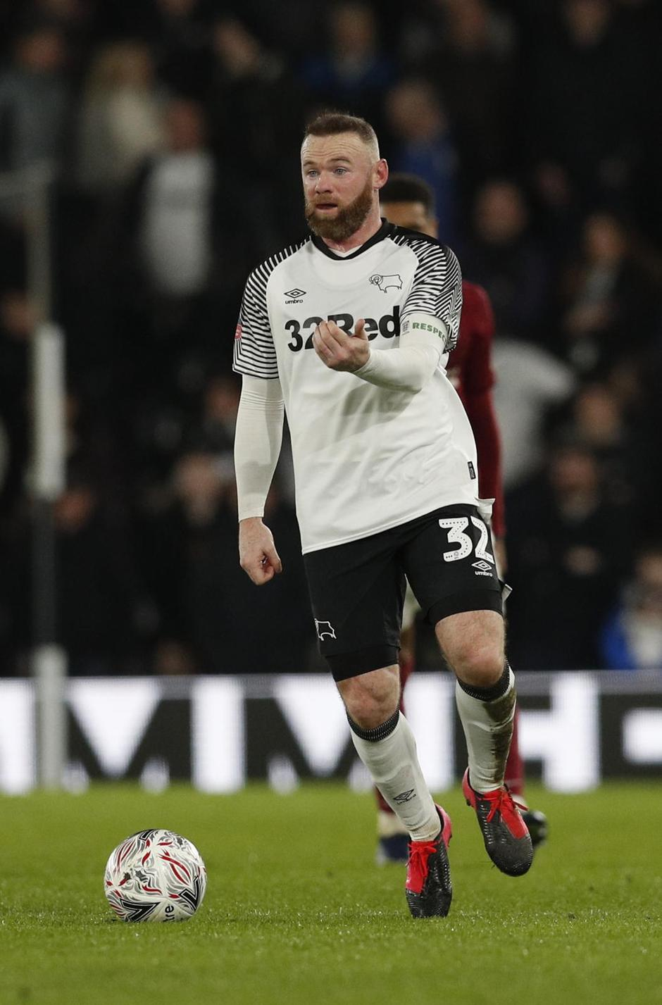 Derby County v Northampton Town - FA Cup - Fourth Round - Replay - Pride Park | Autor: Darren Staples/PA Images/PIXSELL