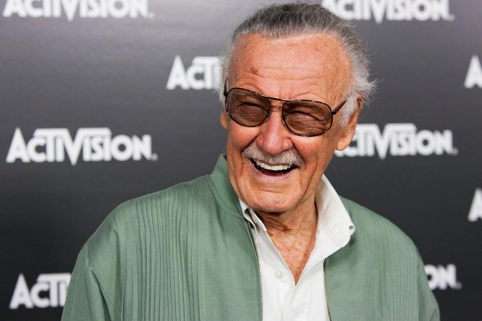 FILE PHOTO - Stan Lee arrives at the Activision E3 Preview Event in Los Angeles | Autor: JASON REDMOND/REUTERS/PIXSELL/REUTERS/PIXSELL