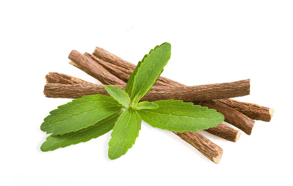 stevia and licorice | Autor: Scisetti Alfio