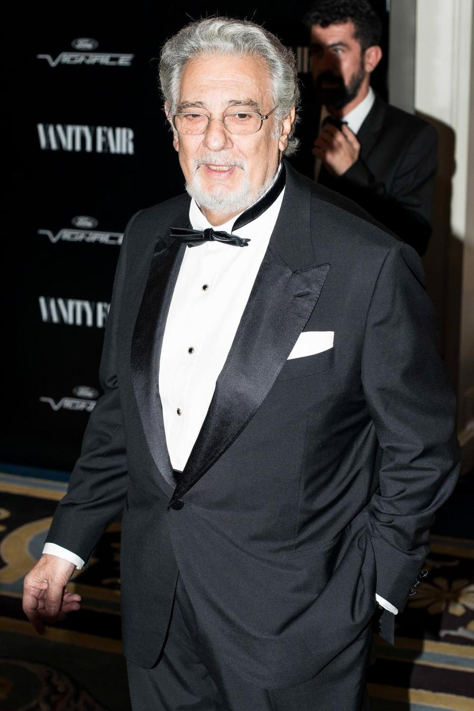 Vanity Fair reward Placido Domingo as Person of the Year 2015. | Autor: nph/NordPhoto/PIXSELLNordPhoto/PIXSELL