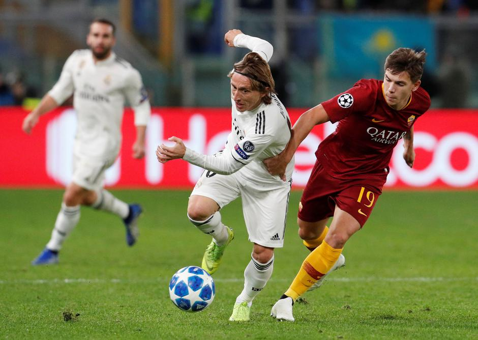 Champions League - Group Stage - Group G - AS Roma v Real Madrid | Autor: ALESSANDRO BIANCHI/REUTERS/PIXSELL/REUTERS/PIXSELL