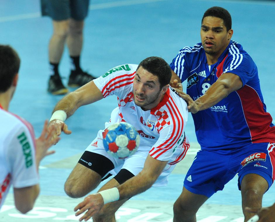 Men's World Handball Championship 2009 - Group I - France - Croatia | Autor: Marko Lukunic/PIXSELL