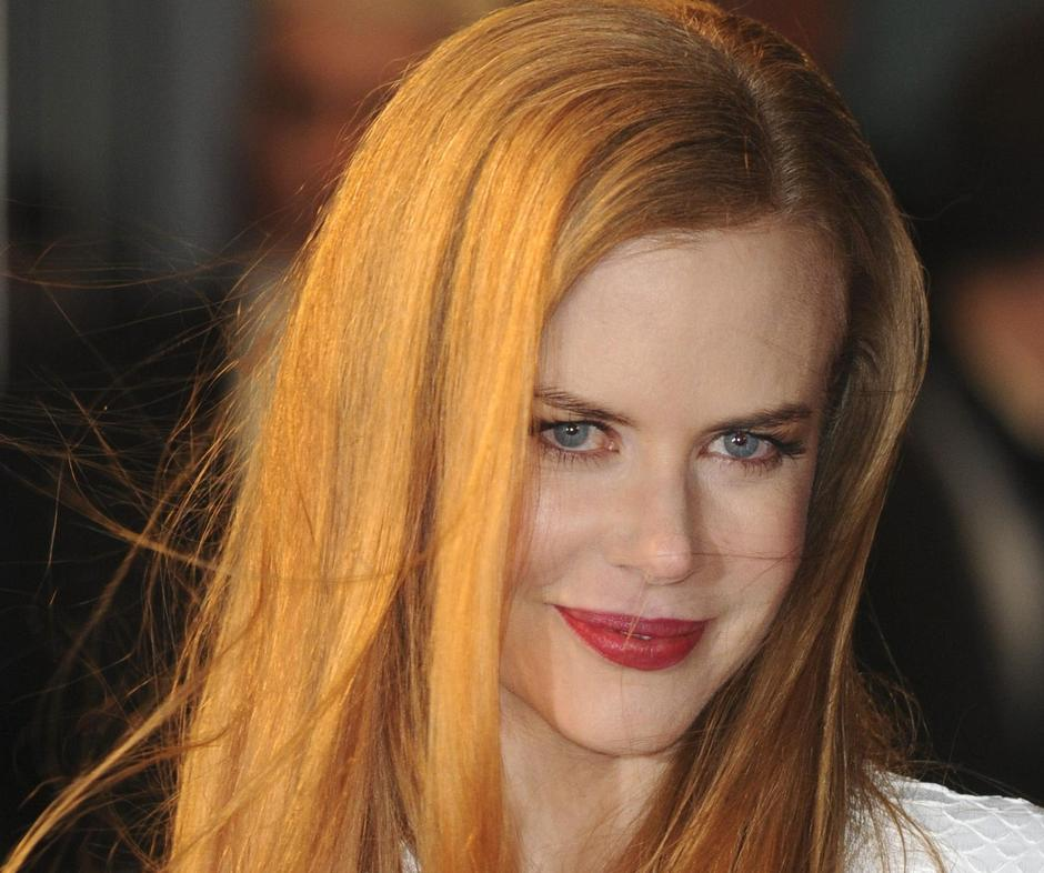 "Nicole Kidman at the World Premiere of the Film Adaptation of the Musical ""Nine"" at Odeon Leicester Square in London on December 3rd 2009 