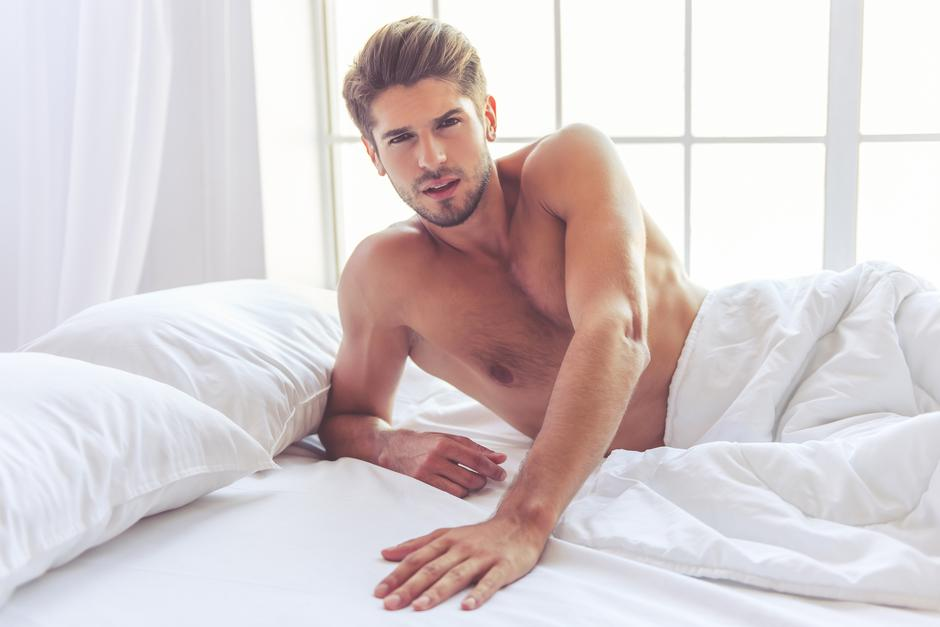 Sexy young man | Autor: Dreamstime