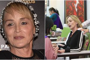 Sharon Stone: 'Izgubila sam sve, a Hollywood me zaboravio'