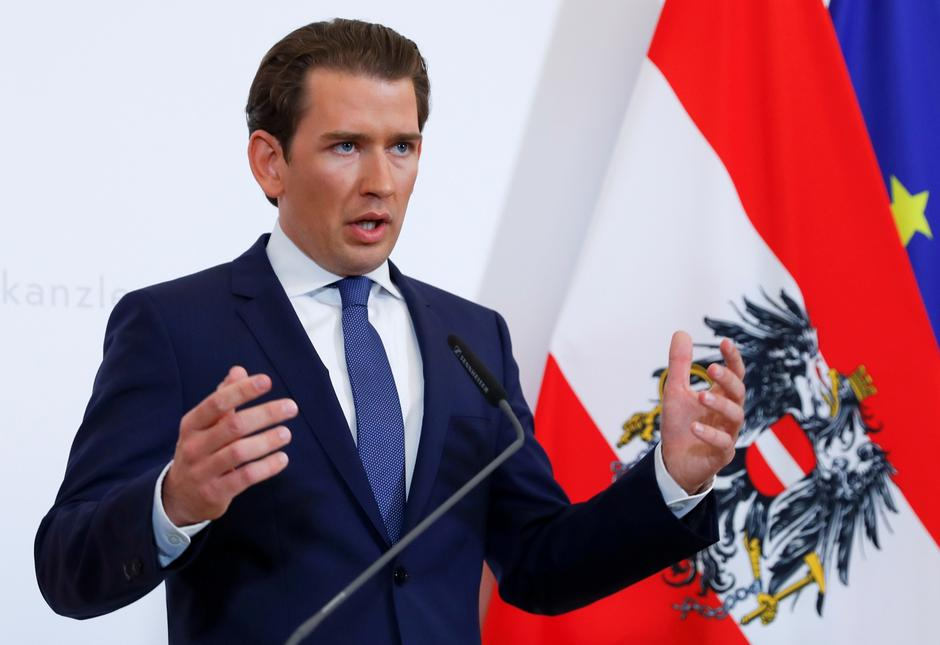 FILE PHOTO: Austrian Chancellor Sebastian Kurz addresses the media in Vienna | Autor: LEONHARD FOEGER/REUTERS/PIXSELL/REUTERS/PIXSELL