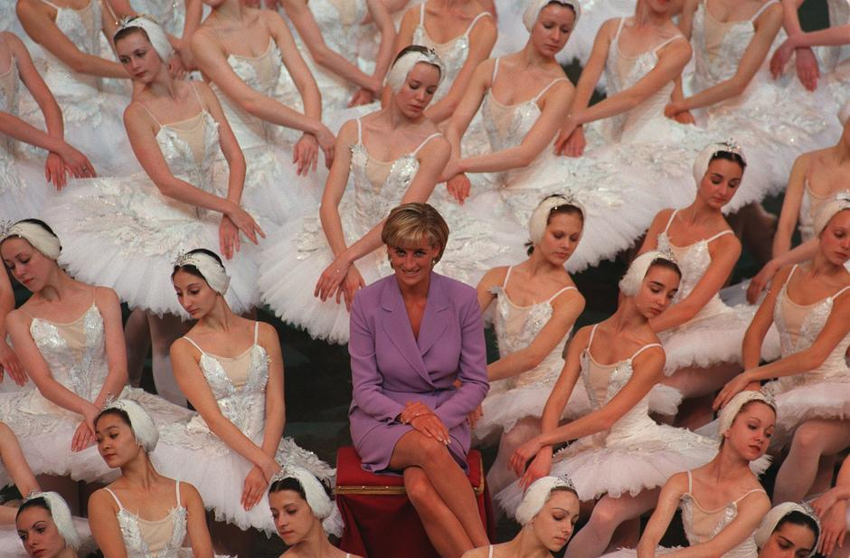 Princess Diana with the English National Ballet | Autor: Peter Nicholls/News Syndication/PIXSELL/NI Syndication/PIXSELL