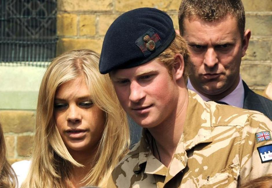 Prince Harry receives campaign medal | Autor: /Press Association/PIXSELL