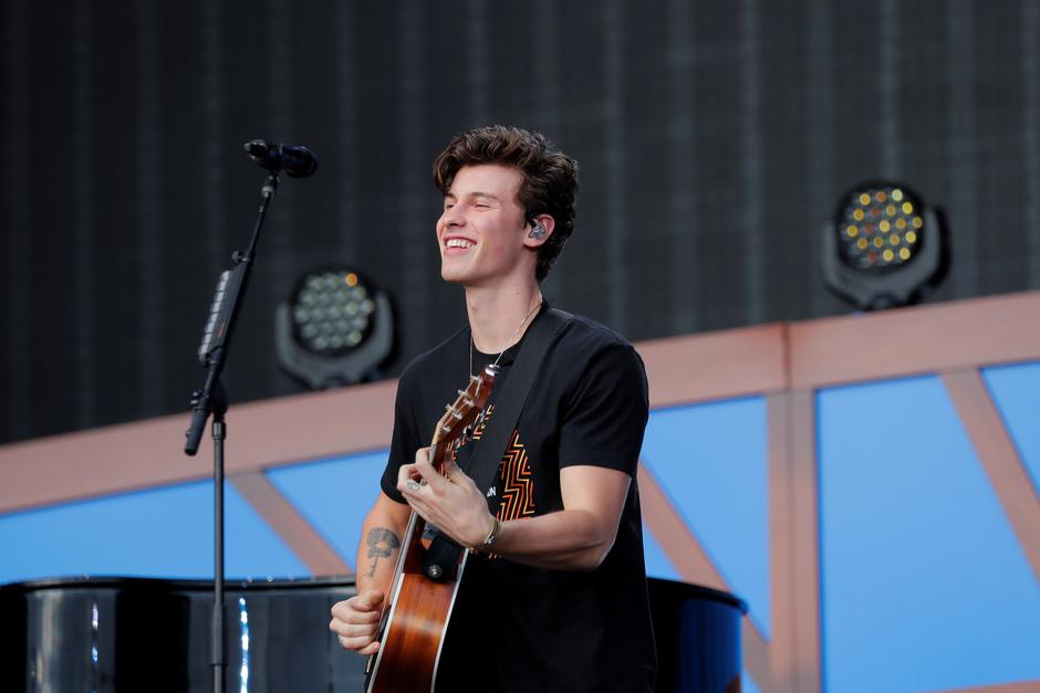 Shawn Mendes performs at the Global Citizen Festival concert in Central Park in New York | Autor: CAITLIN OCHS/REUTERS/PIXSELL/REUTERS/PIXSELL