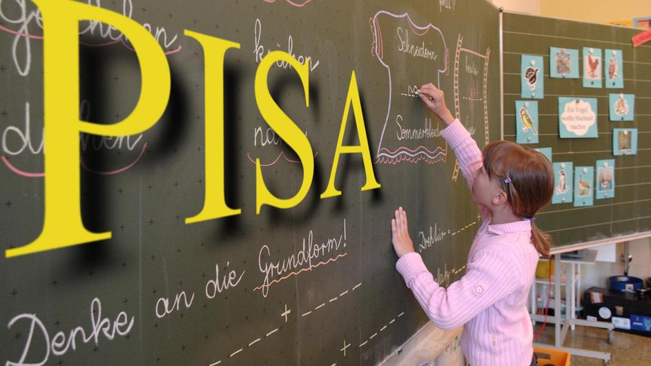 PISA study Germanys students again worse.