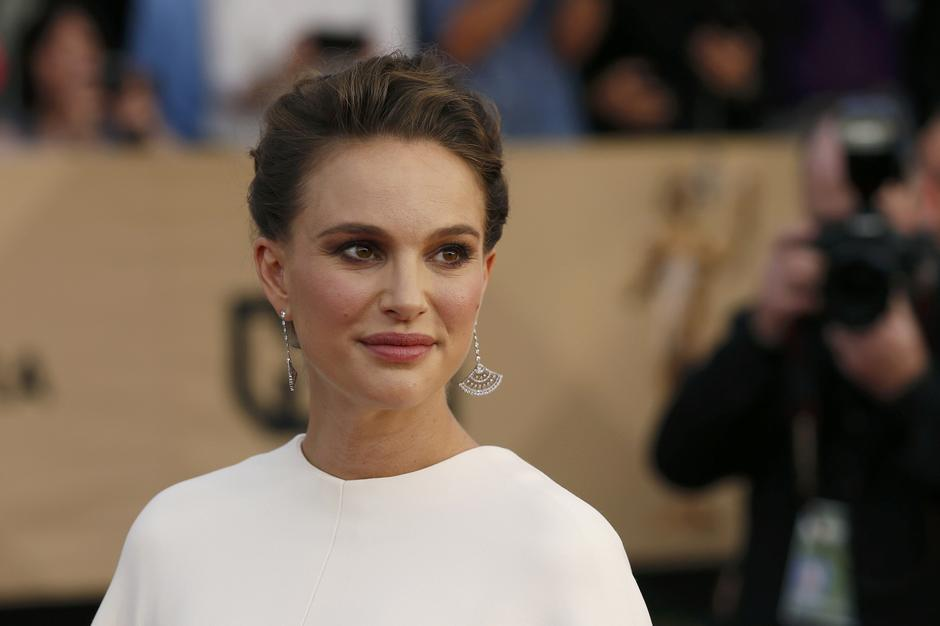 Actress Natalie Portman arrives at the 23rd Screen Actors Guild Awards in Los Angeles | Autor: MARIO ANZUONI