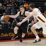 NBA: Utah Summer League-San Antonio Spurs at Cleveland Cavaliers