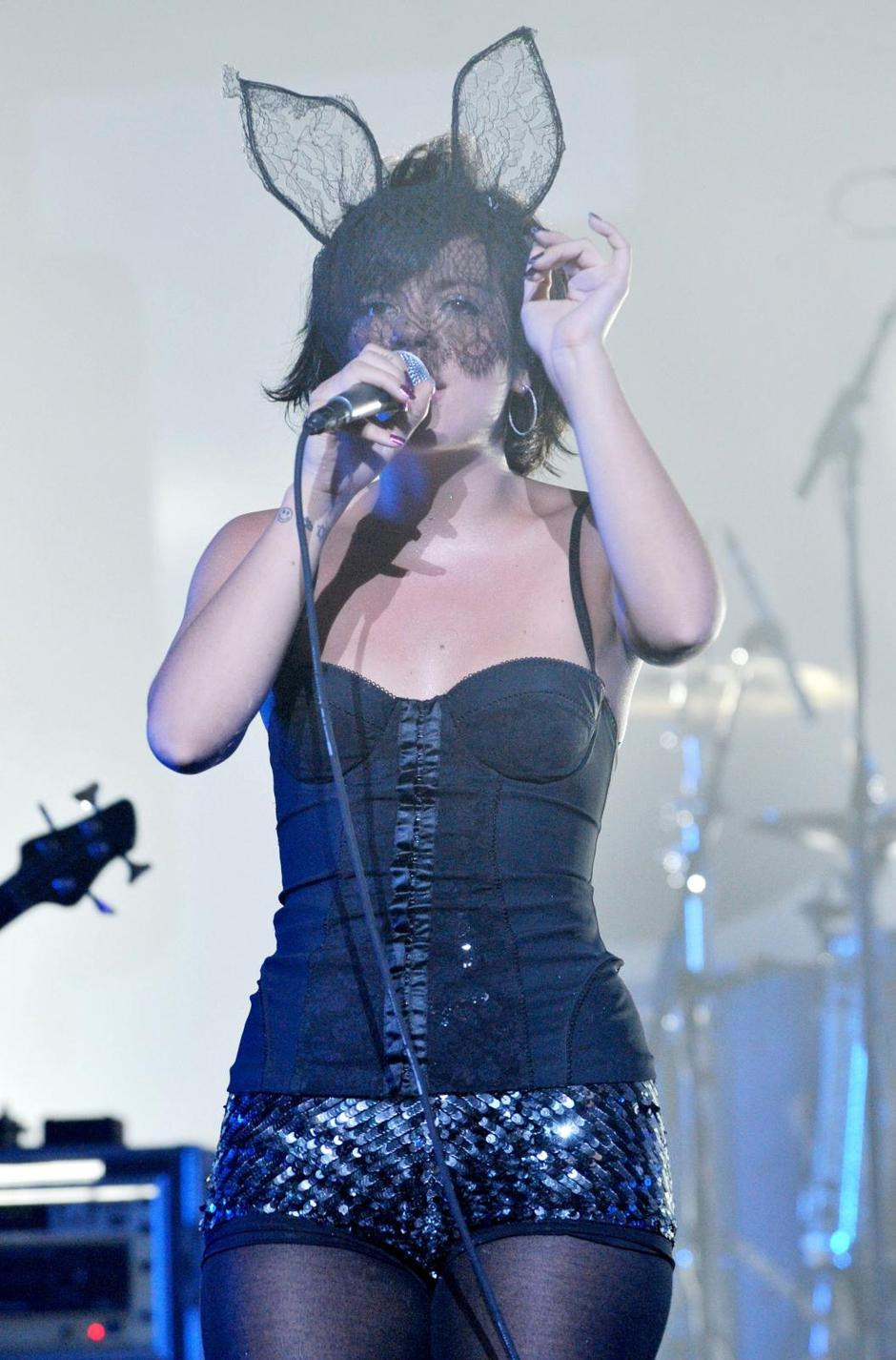 Lily Allen in Concert - Los Angeles | Autor: Tammie Arroyo/Press Association/PIXSELL