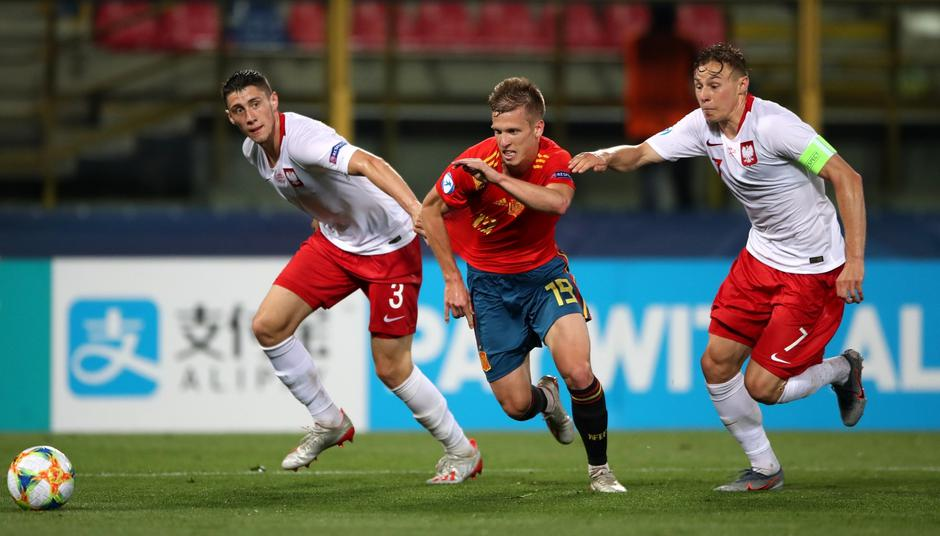 Spain U21 v Poland U21 - UEFA European Under-21 Championship - Group A - Stadio Renato Dall'Ara | Autor: Nick Potts/Press Association/PIXSELL