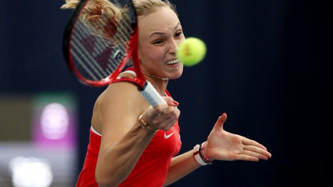 Fed Cup - Europe/Africa Group I - Pool B - Croatia v Turkey