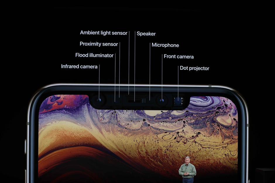 Schiller Senior Vice President, Worldwide Marketing of Apple, speaks about the the new Apple iPhone XS and XS Max  at an Apple Inc product launch in Cupertino | Autor: STEPHEN LAM/REUTERS/PIXSELL/REUTERS/PIXSELL
