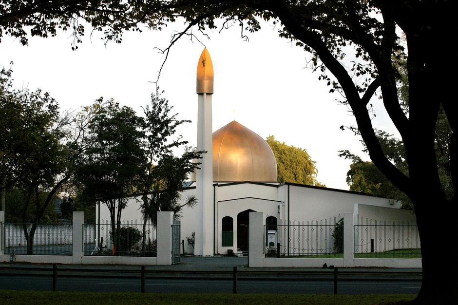 A view of the Al Noor Mosque on Deans Avenue in Christchurch | Autor: STRINGER/REUTERS/PIXSELL/REUTERS/PIXSELL