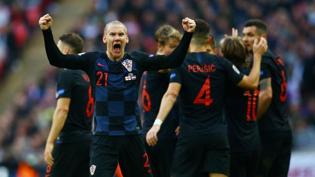 UEFA Nations League - League A - Group 4 - England v Croatia