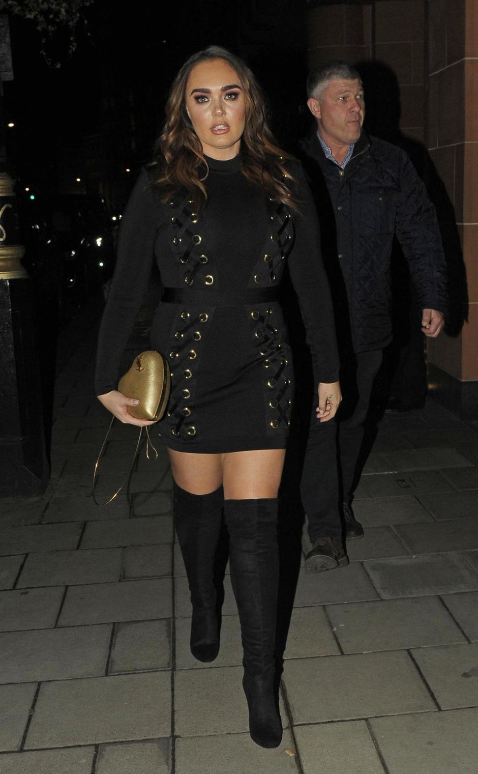 Tamara Ecclestone and Petra Ecclestone arrive at C London restaurant | Autor: BIZI, JUPA