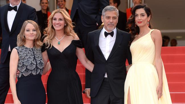 69th Cannes Film Festival - Money Monster Premiere