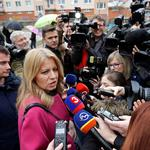 First round of Slovakia's presidential election