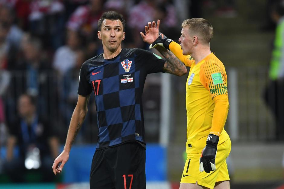 GES / Football / World Cup 2018 / Croatia - England, Match 62, 11.07.2018 | Autor: Marvin Ibo Guengoer/DPA/PIXSELL